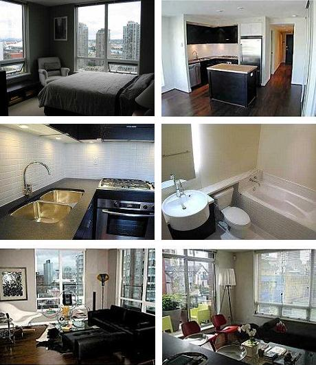 1055 Homer Downtown Vancouver Loft