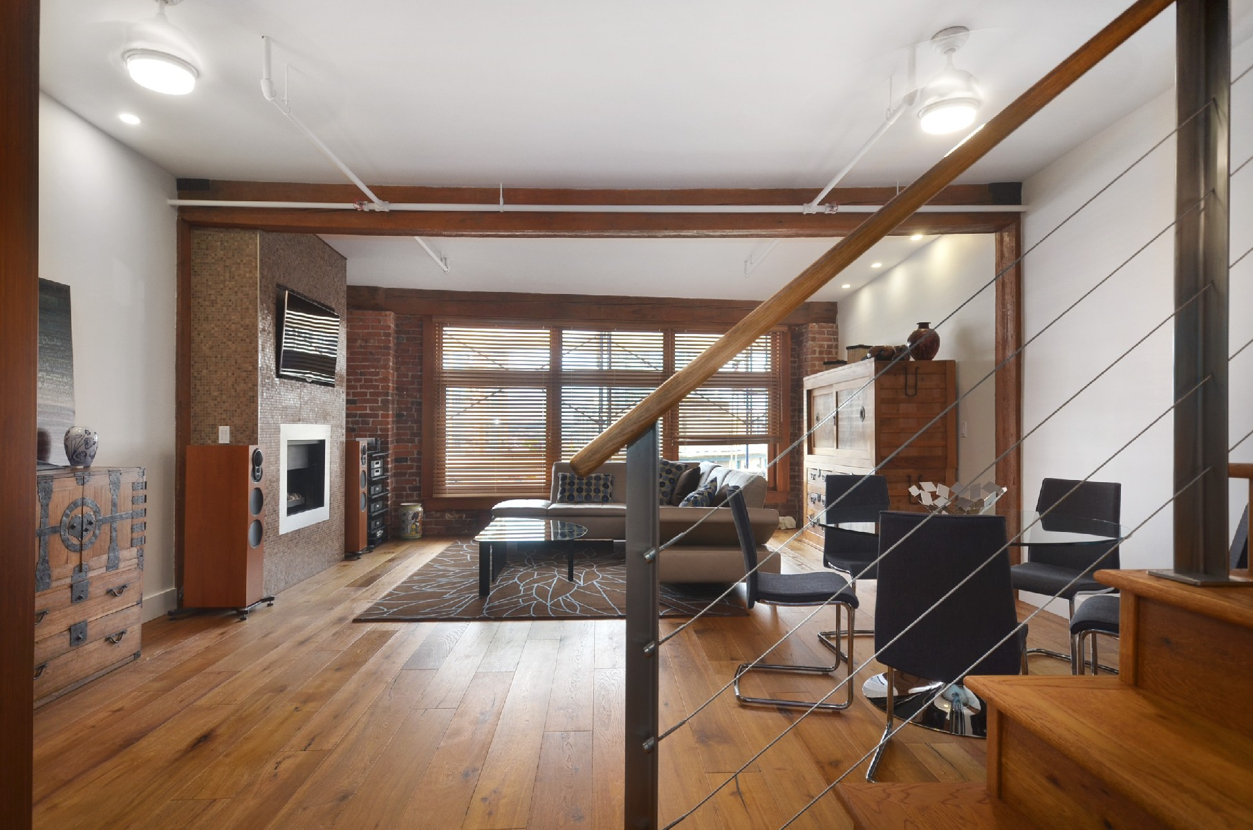 Vancouver Lofts and Modern Condos - Beatty Street Custom Loft