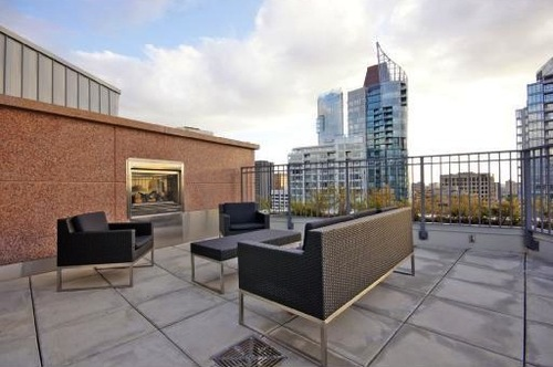 Rooftop Common Patio
